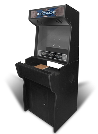 "Cabinet d'arcade 27"""