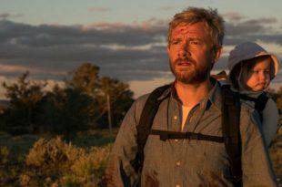 Martin Freeman dans le film Cargo. Photo: Causeway Films