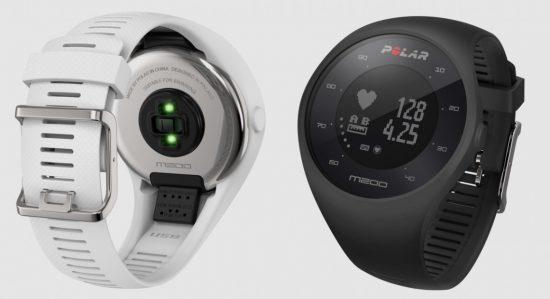 GPS et Fréquence Cardiaque au Poignet | Polar M200