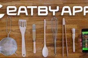 Image fournie par EatBy App.