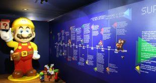 Exposition Super Mario