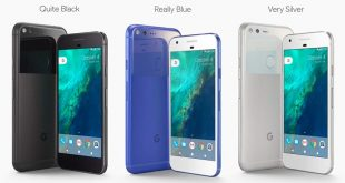Le Google Pixel Really Blue arrive au Canada!