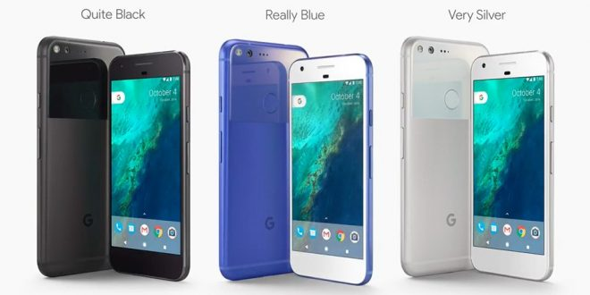 Le Google Pixel Really Blue arrive au Canada!