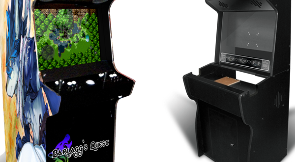 borne arcade complete