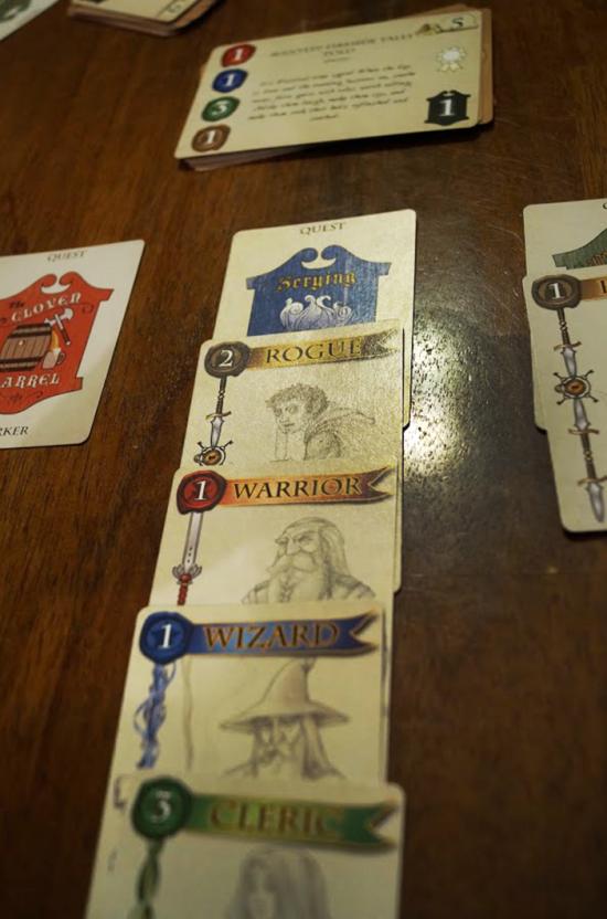 Four Taverns envoie ses salutations distinguées à Frodon, Gandalf et Gimli.