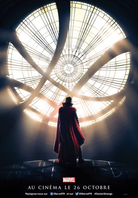 Affiche du film Docteur Strange