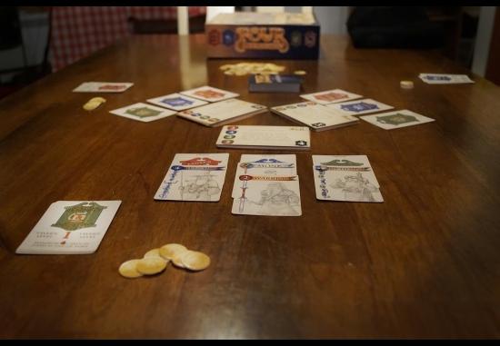 Four Taverns, angle joueur