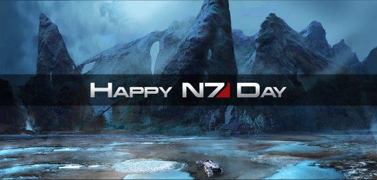 N7 Day - Des nouvelles de Mass Effect Andromeda et plus!