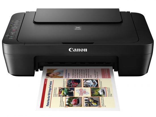 Imprimante à jet d'encre tout-en-un sans fil PIXMA de Canon
