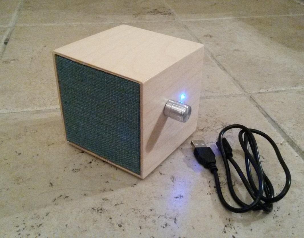 Le MiniHP, une création de FM300. Photo : Virginie Mont-Reynaud