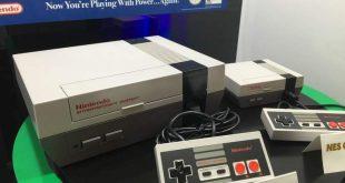 NES originale vs NES Classic Edition