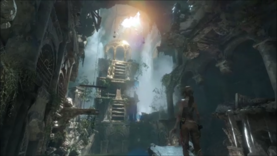 Temple perdu | Rise of the Tomb Raider