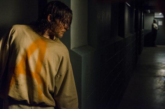 Daryl Dixon (Norman Reedus)- The Walking Dead Saison 7 Épisode 3 - Photo: Gene Page/AMC