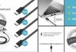 Câbles USB-C Olixar