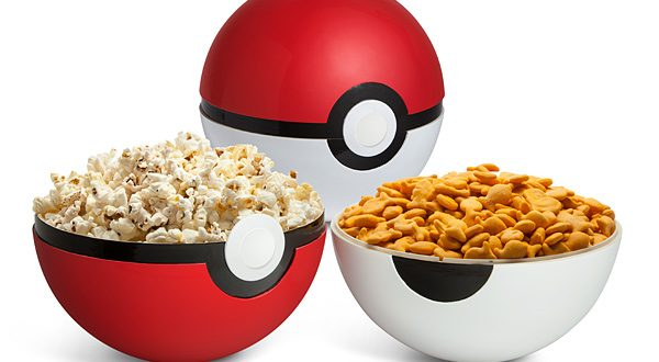 pokéball gourmand