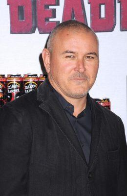 Tim Miller - Producteur de Sonic le hérisson