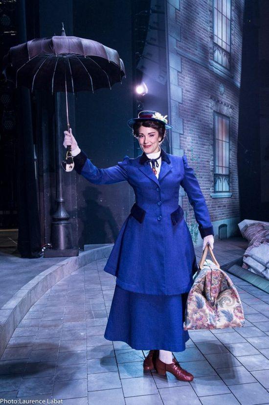 Source : Page Facebook de Mary Poppins Montréal