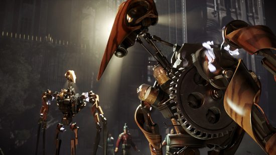 Soldats Mécaniques   Dishonored 2