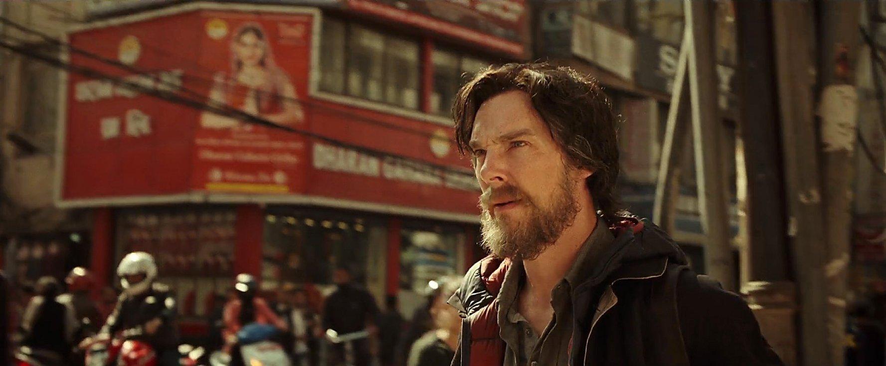 Benedict Cumberbacth dans le rôle de Stephen Strange. Source IMDB