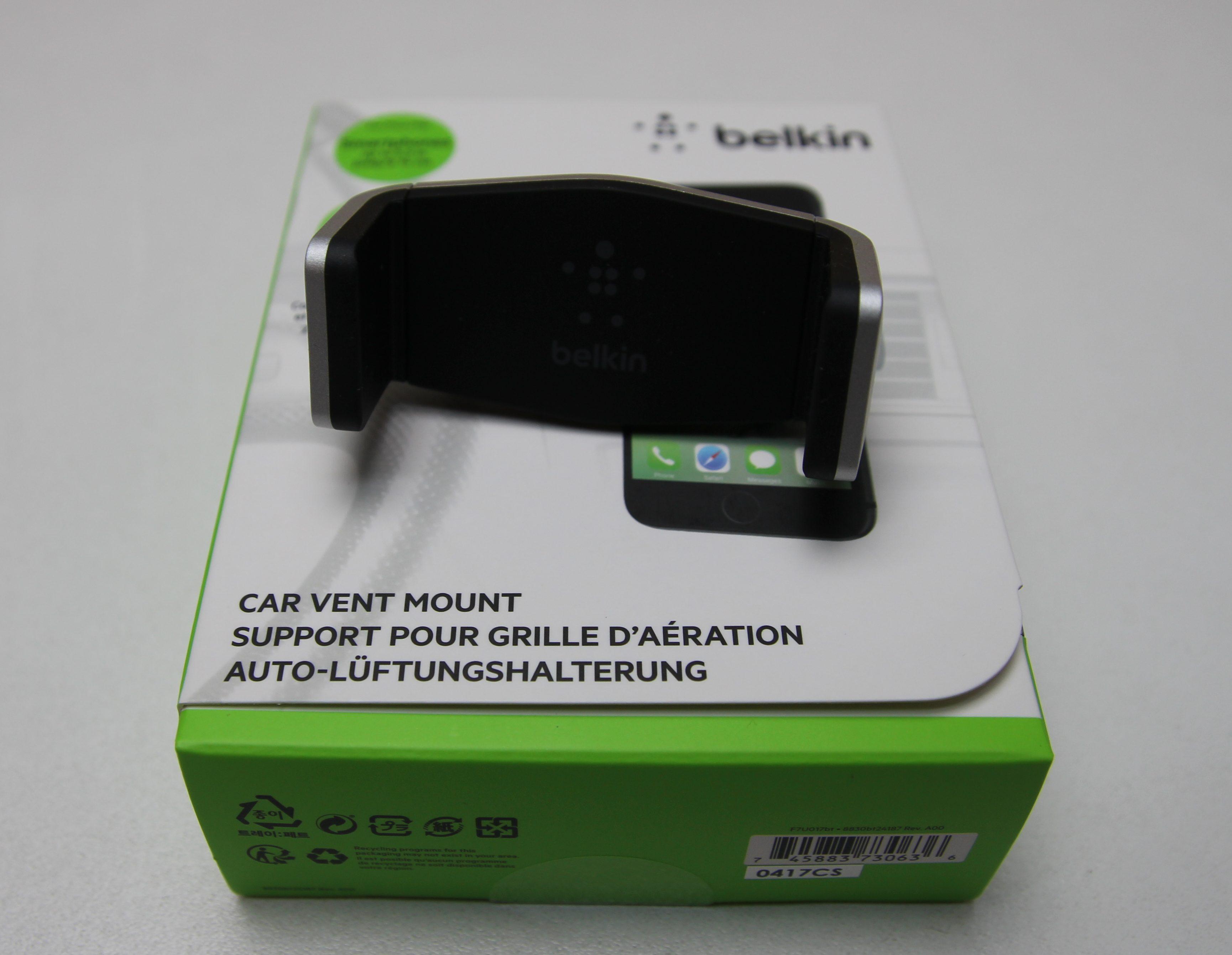 Support pour grille d'aération de Belkin | Belkin Car Vent Mount