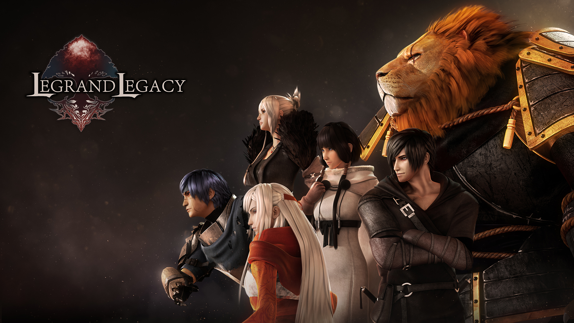 LEGRAND LEGACY - Tale of the Fatebounds : Un Kickstarter prometteur!