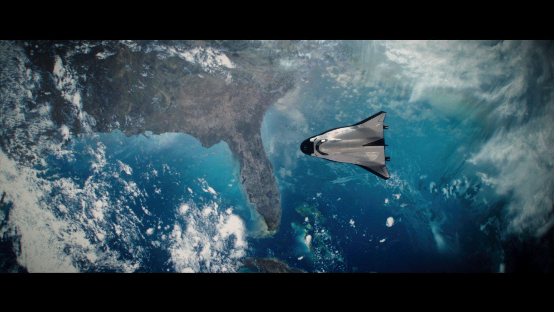Vue de la Terre. Source IMDB