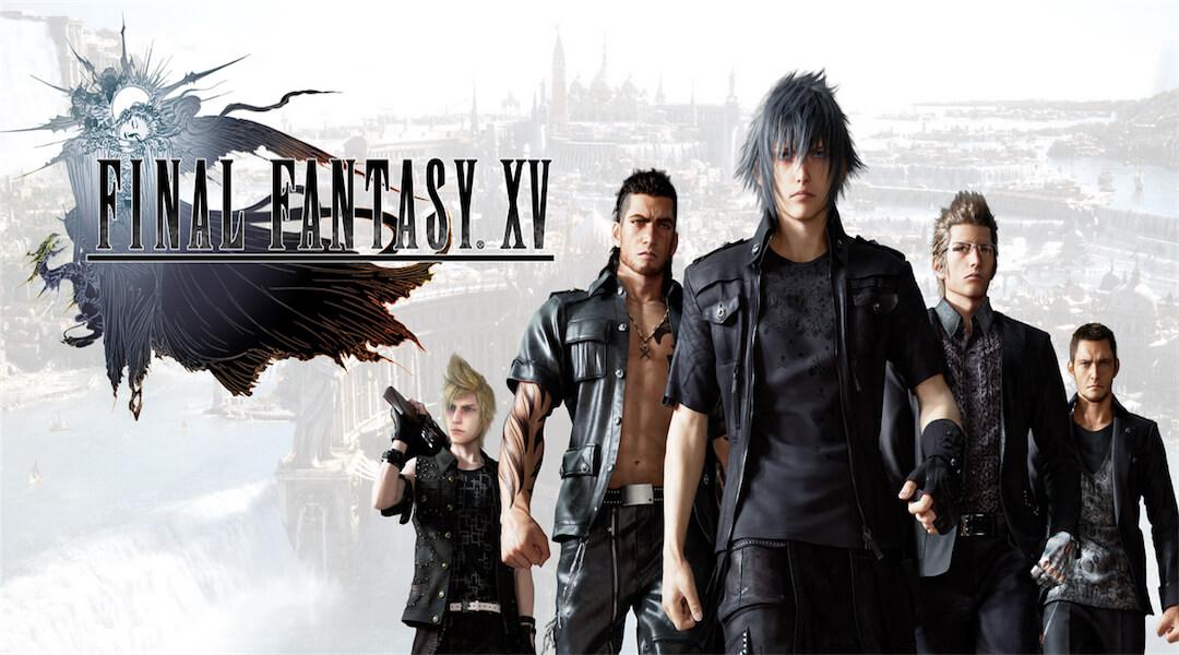 Final Fantasy XV, Square Enix | 10 jeux incontournables de 2016