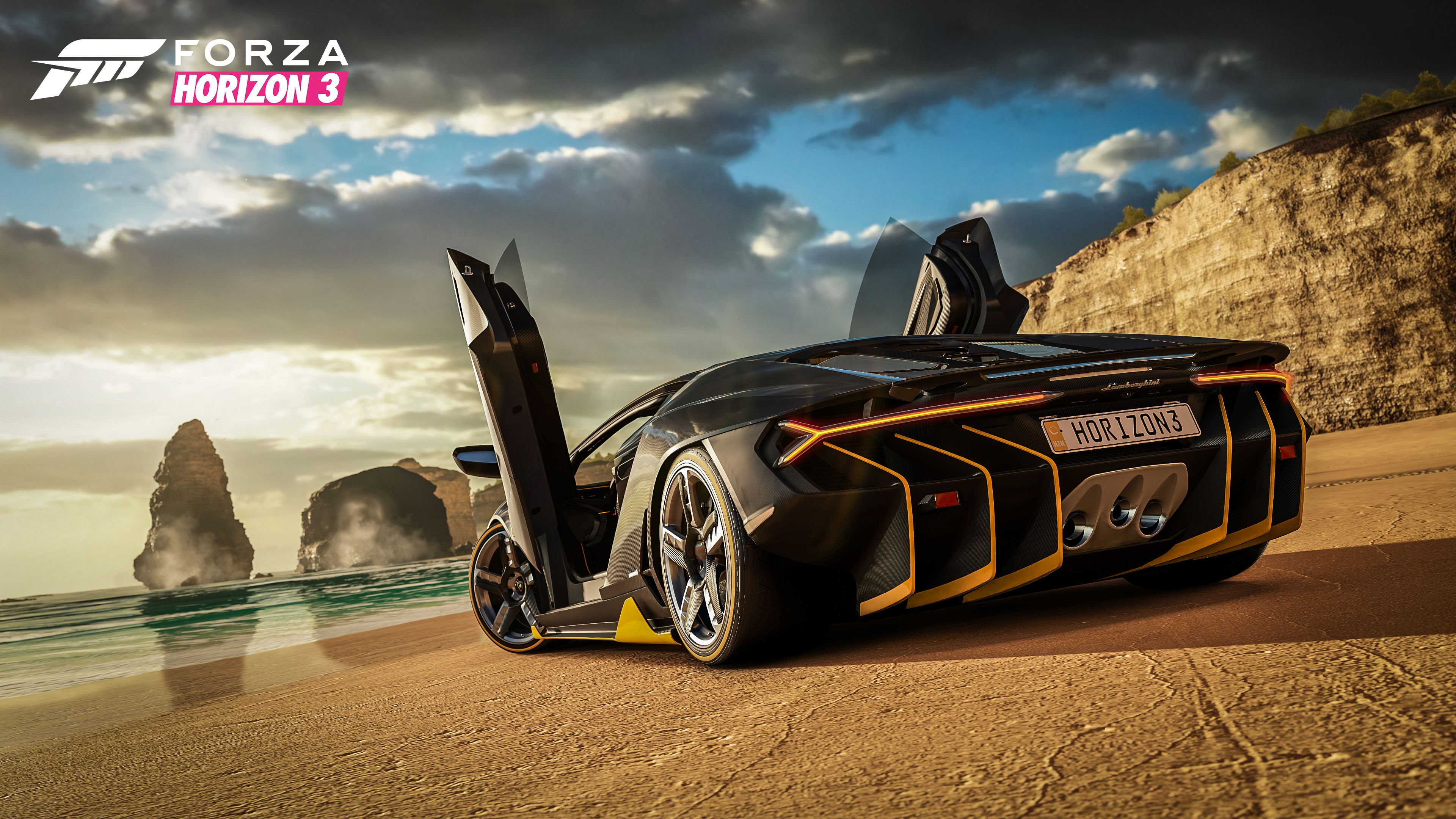 Forza Horizon 3, Playground Games