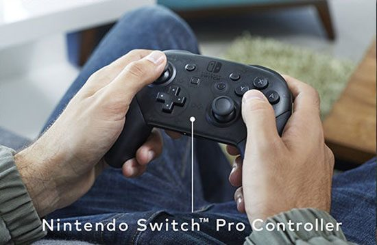 Pro Controller - Nintendo Switch