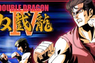 Double Dragon IV - Légèrement trop rétro