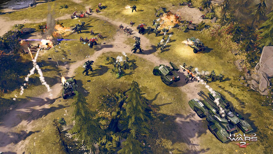 Halo Wars 2 mettra vous habiletés de général à rude épreuve