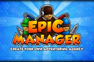 Logo - Epic Manager