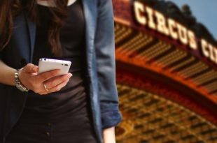 Applications mobiles de cirque 2017