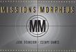 Missions Morpheus, un jeu d'évasion pas comme les autres!