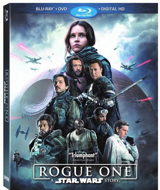Concours Rogue One : une Histoire de Star Wars