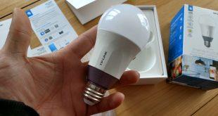 Prise en main de l'ampoule intelligente TP-Link LB130