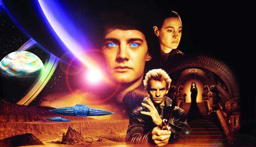Affiche de Dune, réalisé par David Lynch (1984)