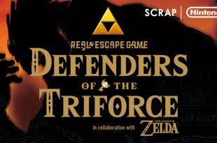Gardiens de la Triforce Source: Nintendo