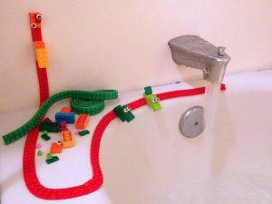 Numino Loops dans le bain