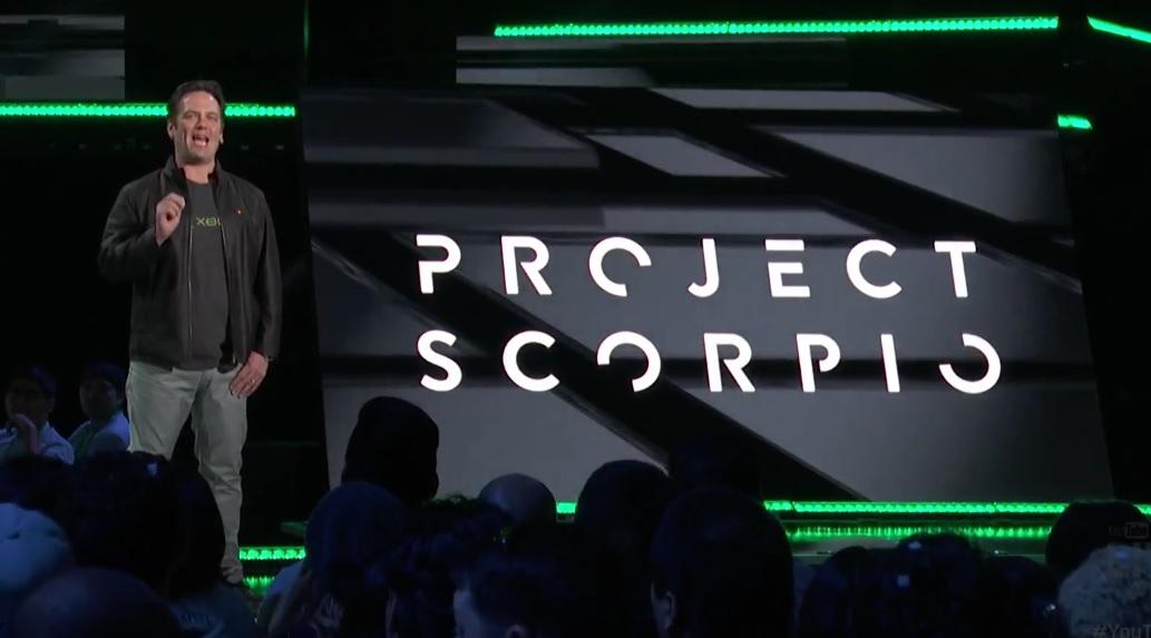 Phil Spencer - Project Scorpio