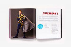 The Hero's Closet: super héro