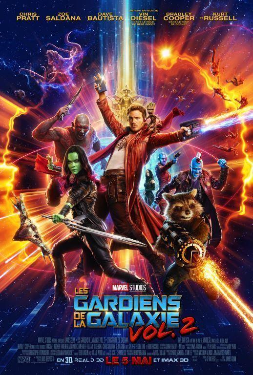 LES GARDIENS DE LA GALAXIE VOL.2 des Studios Marvel - ©2017 MARVEL