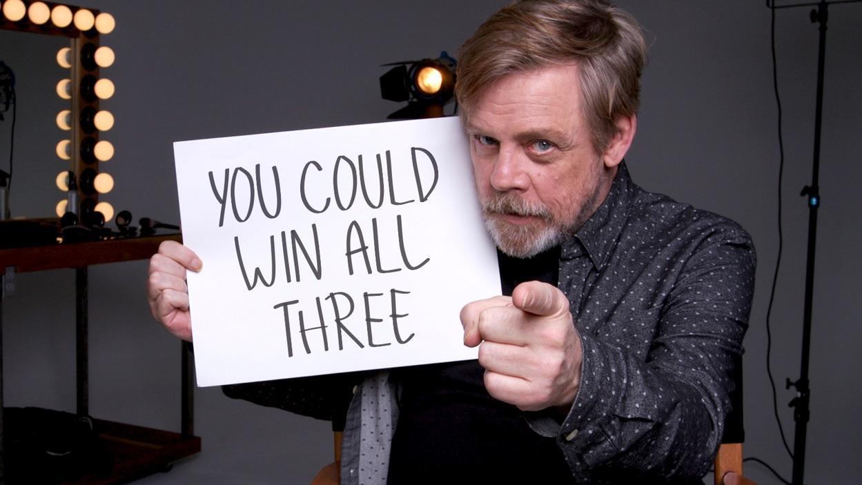Mark Hamill, le grand maître Jedi lui-même, vous invite à participer à la campagne Force for Change