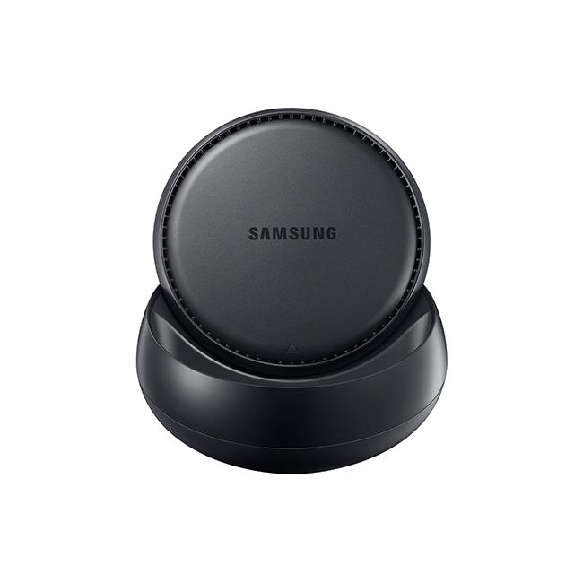 Le port accueillant les Galaxy S8 et S8+ se branchant à plusieurs types d'écrans et moniteurs. Image: Samsung Canada.