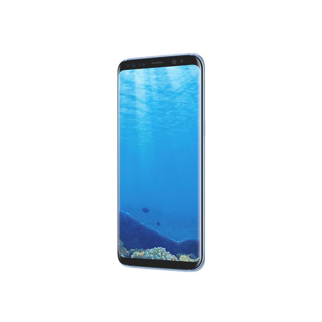 Le Samsung Galaxy S8. Image: Samsung Canada.