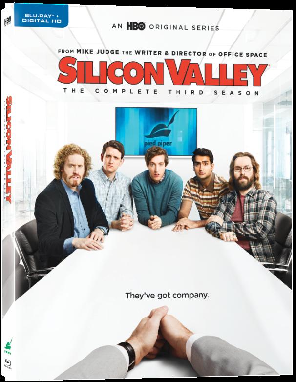 Gagnez la 3e saison de SILICON VALLEY en Blu-ray