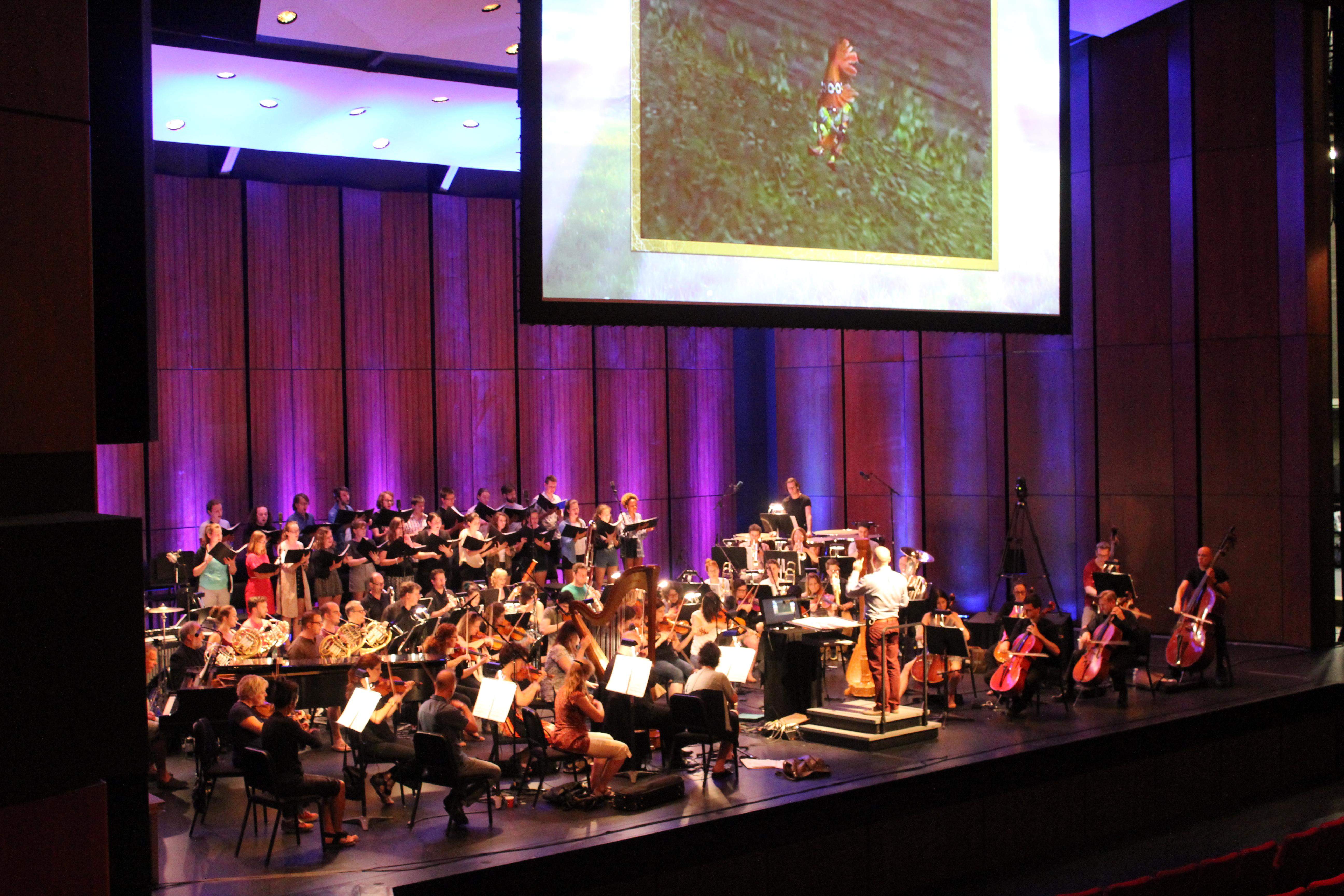 Le concert Symphony of the Goddesses permettra aux fans de la série de revivre plusieurs de ses moments marquants