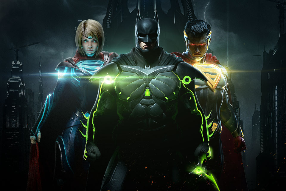 Accumuler les victoires dans Injustice 2 débloquera de nouvelles pièces d'équipement et uniformes pour les personnages