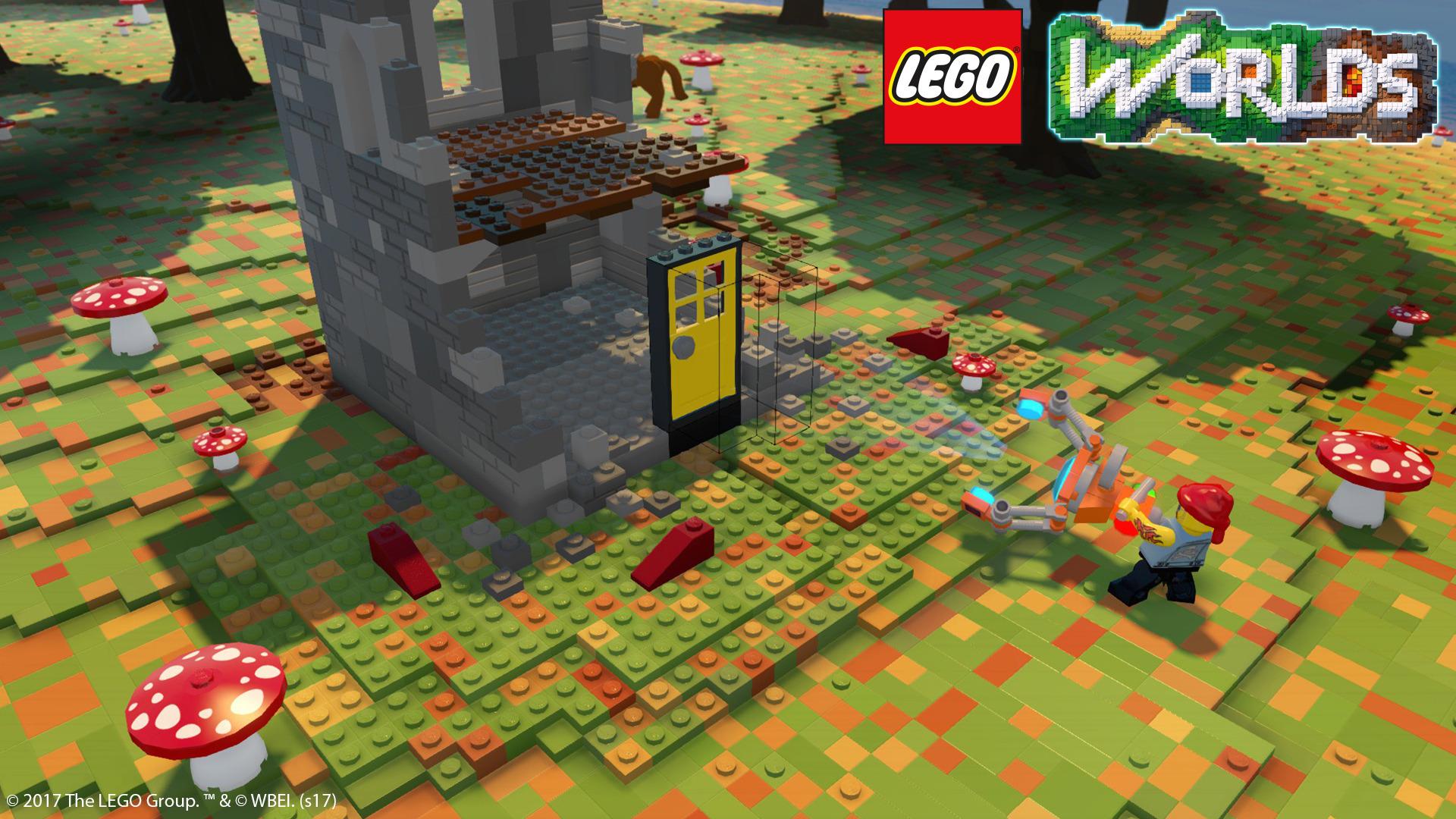 Créez vraiment ce que vous voulez maintenant dans LEGO Worlds et son mode ouvert
