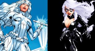 Black Cat Silver SAble film